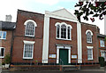 TM1763 : Debenham United Reformed Church by Adrian Cable