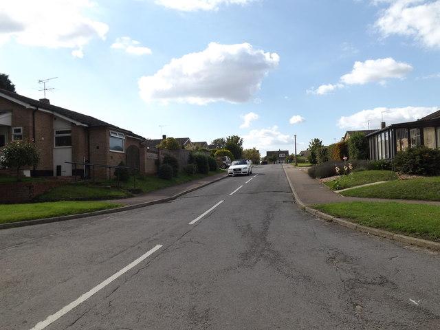 Henniker Road, Debenham