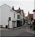 SZ5992 : Northern half of High Street, Ryde by Jaggery