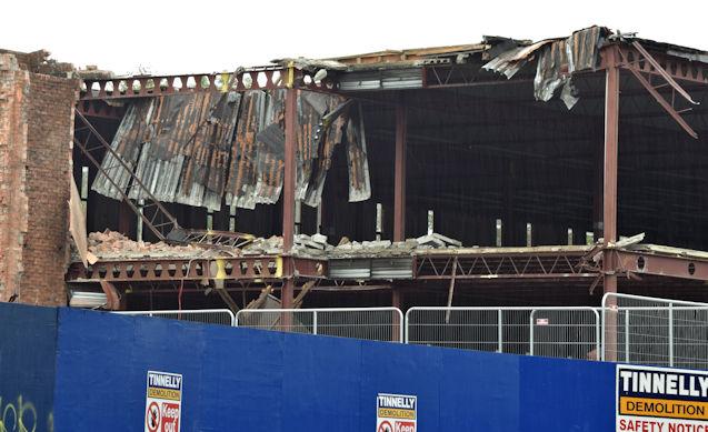 Former science library, Queen's University, Belfast - October 2015(1)