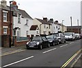SZ5892 : On-street parking, Hill Street, Ryde by Jaggery