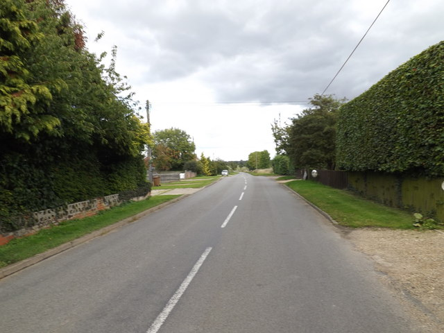 Debenham Road, Winston Green