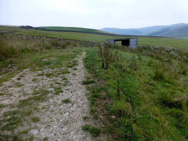 Shelter Beside Track
