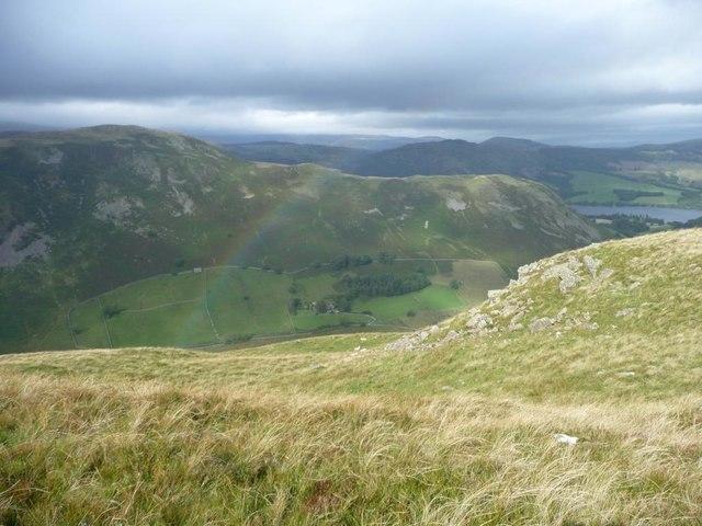 Rainbow over Boredale