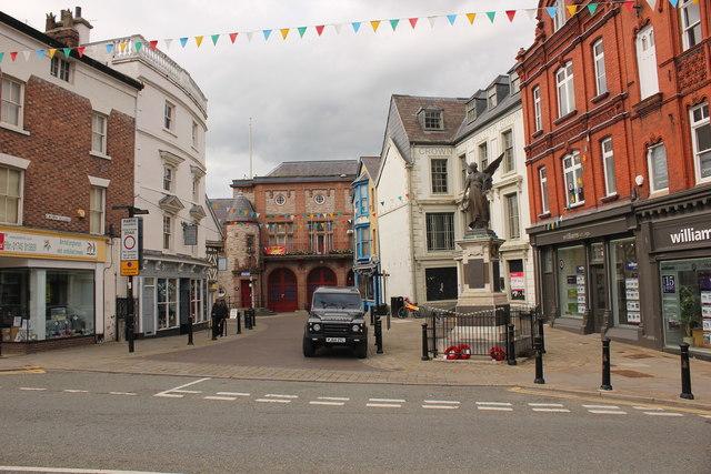 Crown Square, Denbigh