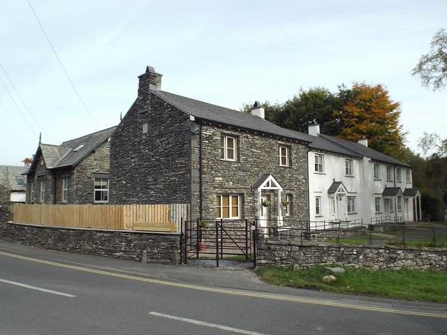Cottages in Hawkshead