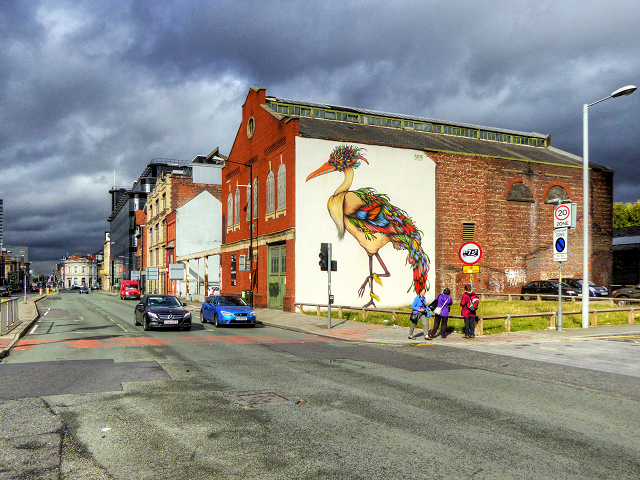 Manchester, Great Ancoats Street