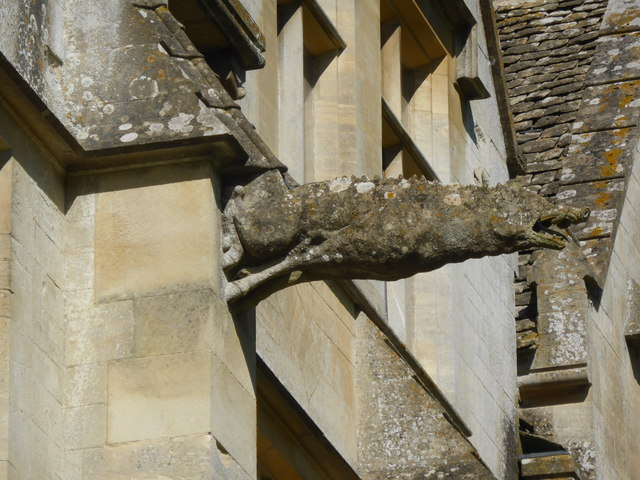 Gargoyle - Woodchester Mansion