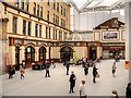 SJ8499 : Manchester Victoria Station (October 2015) by David Dixon