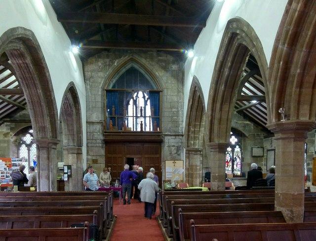 Church of All Hallows, Ordsall