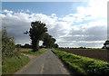 TM1065 : Oak Farm Lane, Mendlesham by Adrian Cable