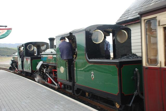 Penwythnos Fictoriannaidd Rheilfordd Ffestiniog - Ffestiniog Railway Victorian Weekend #2