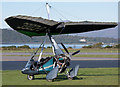 NM9035 : G-CDGC at Oban Airport by The Carlisle Kid
