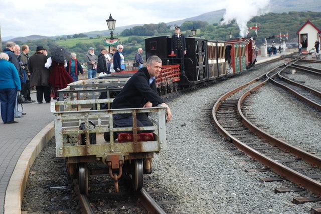 Penwythnos Fictoriannaidd Rheilfordd Ffestiniog - Ffestiniog Railway Victorian Weekend #15
