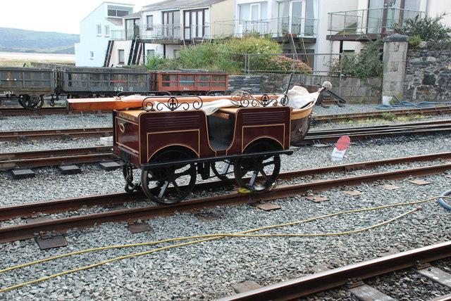 Penwythnos Fictoriannaidd Rheilfordd Ffestiniog - Ffestiniog Railway Victorian Weekend #18
