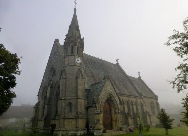 St John The Evangelist's Church, Otterburn
