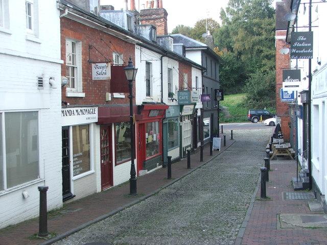 Castle Street, Tunbridge Wells