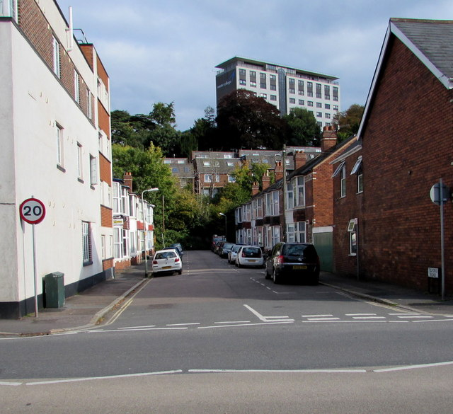 Telford Road, Exeter