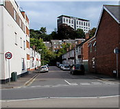 SX9193 : Telford Road, Exeter by Jaggery