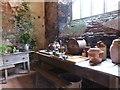 SX8664 : Medieval kitchen, Compton Castle by Derek Voller