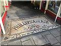 SN5881 : Mosaic floor at entrance to Amgueddfa Ceredigion / Ceredigion Museum, Aberystwyth by Robin Stott