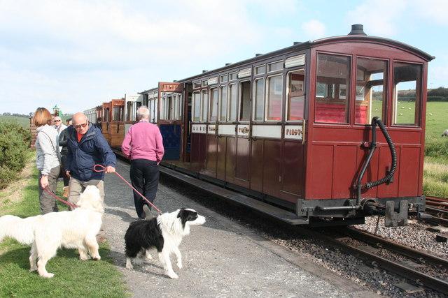 Killington Lane Station, Lynton and Barnstaple Railway