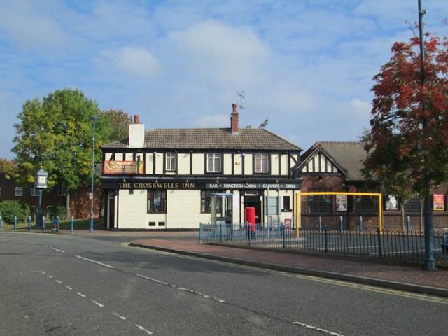 The Crosswells Inn, Langley