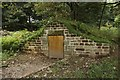 SE1564 : Bewerley Ice House (restored) by David Rogers