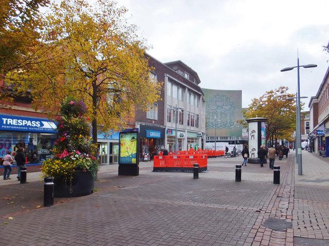 Jameson Street, Kingston upon Hull