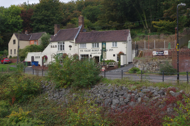 Ye Olde Robin Hood Inn, Ironbridge