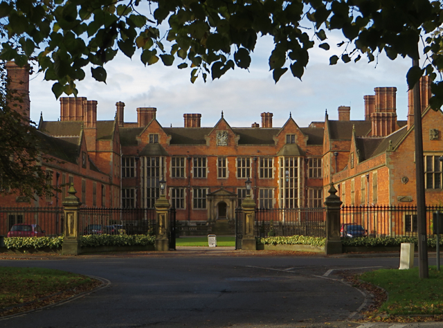 Heslington Hall, near York
