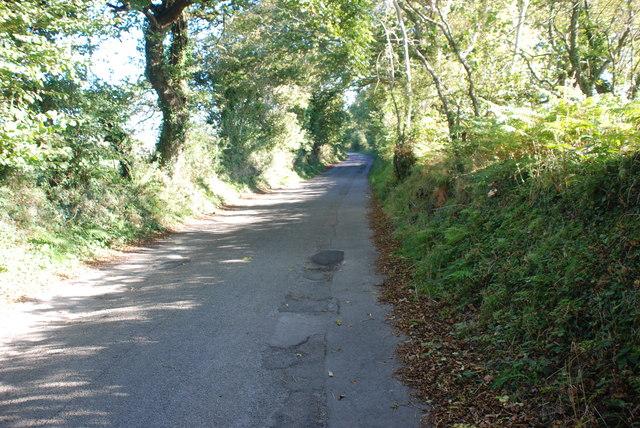 Ffordd i Rydyclafdy - Road to Rhydyclafdy