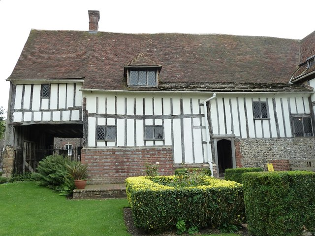 Lewes - Anne of Cleves' House - C15th wing