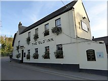 "SW6719 : The ""Old"" Inn. Mullion by David Smith"