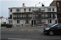 TQ2804 : St Catherine's Terrace by N Chadwick