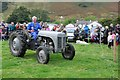 NY1808 : Vintage tractor parade by Philip Halling