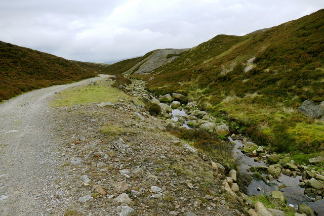 Track and mine tips by Flincher Gill