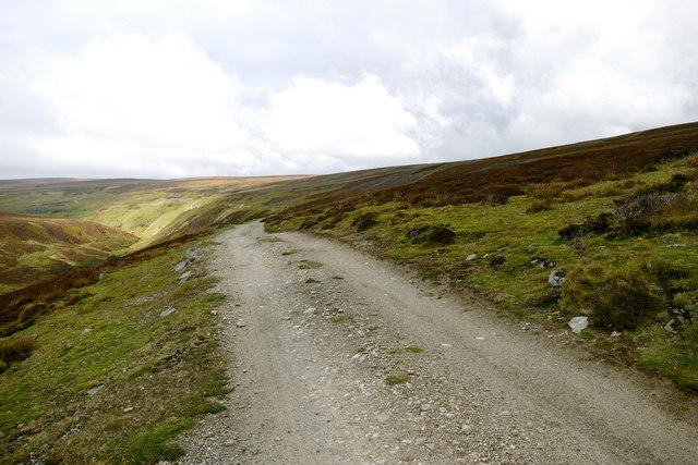 Track to Blakethwaite