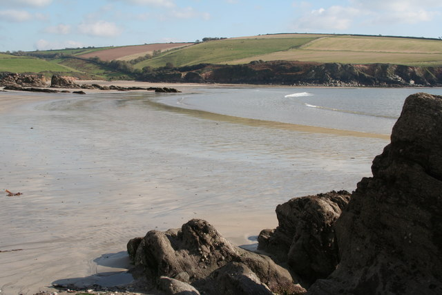 Mothecombe: towards Erme Mouth