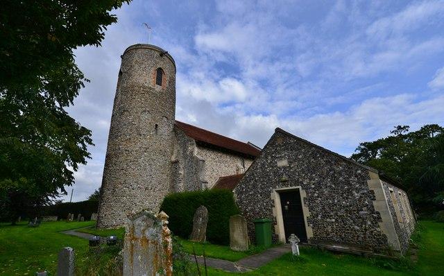 Tasburgh: St Mary the Virgin Church