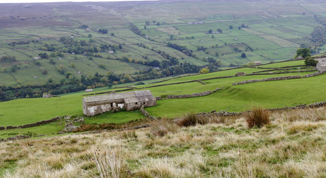 Brownberry above Swaledale