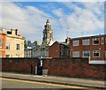 SJ8989 : Stockport Town Hall by Gerald England