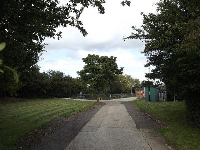 Stonham Aspal Sewage Works