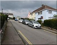 SW7834 : Saracen Place, Penryn by Jaggery