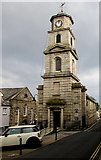 SW7834 : Penryn Town Hall by Jaggery