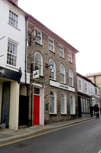 Lloyds Bank, Penryn