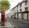 SW7834 : Higher Market Street, Penryn by Jaggery