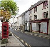SW7834 : Higher Market Street, Penryn by Jaggery