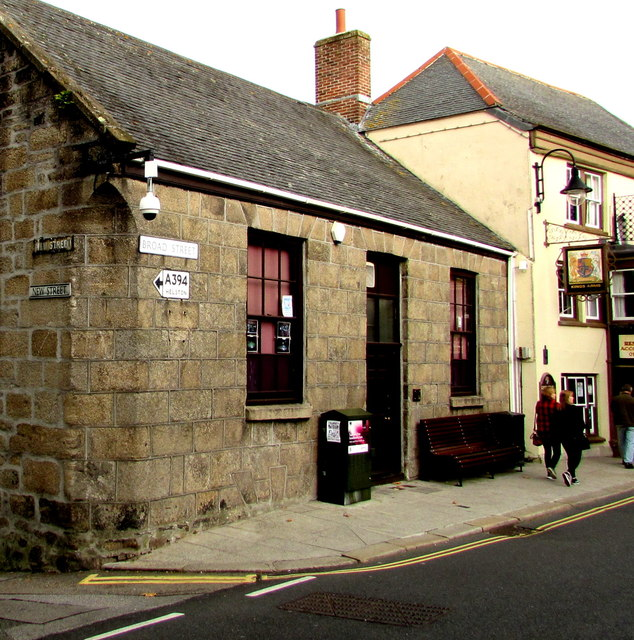 The Club, Broad Street, Penryn