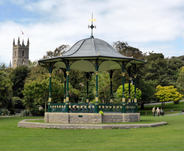 The Bandstand, Grove Park, Weston-super-Mare